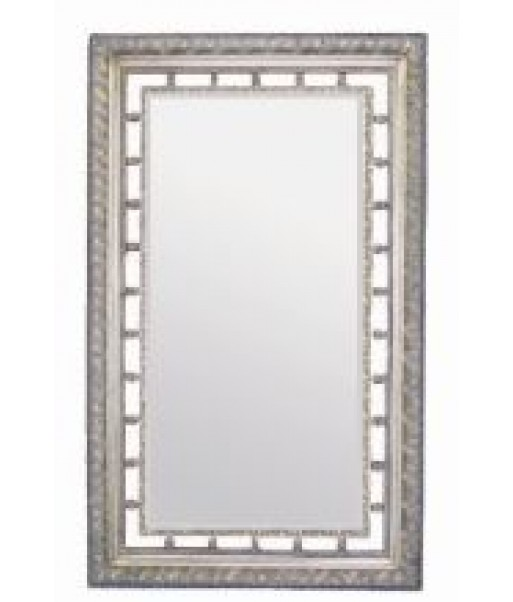 M010 See Through Mirror In Gold Or Silver 124x155cm